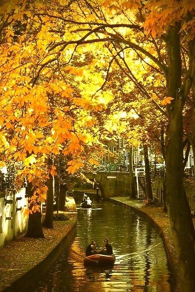 Early Autumn, Utrecht, The Netherlands