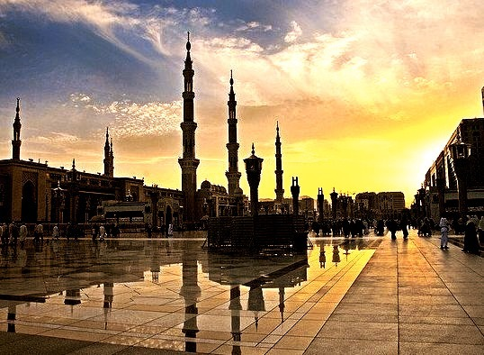 Medina  is a city in western Saudi Arabia. It is the second holiest city in Islam, and the burial place of the Islamic Prophet Muhammad. Similarly...