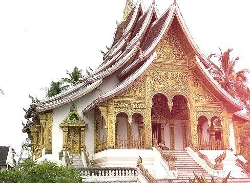 by Victor SCY on Flickr.Haw Kham Royal Palace - Luang Prabang, Laos.
