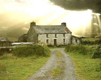 Ancient Cottage, Ireland