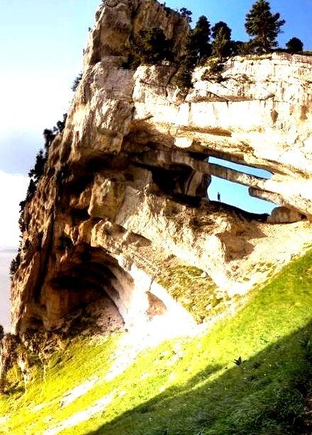 Chartruese Arch, France