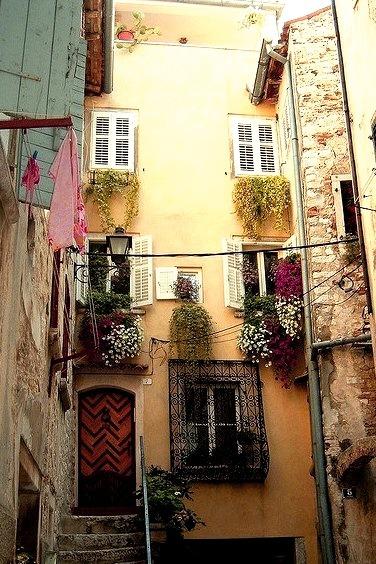 Side Street, Rovinj, Croatia