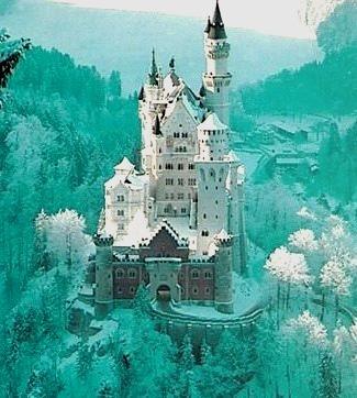 Magical, Neuschwanstein Castle, Bavaria, Germany