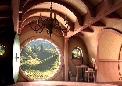Interior, Hobbit House