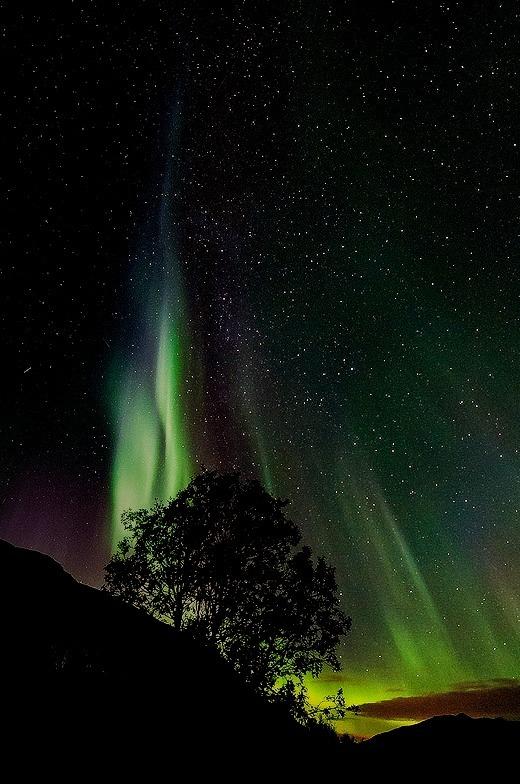 Stunning Photos of the Aurora Borealis in Norway